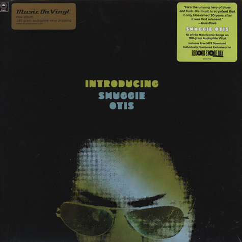 Shuggie Otis - Introducing