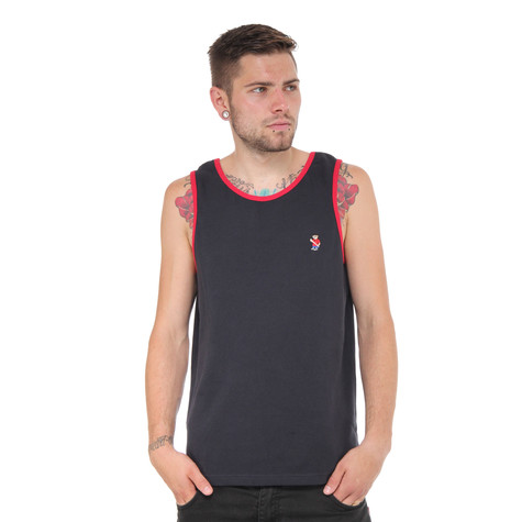 Acapulco Gold - Angry Lo Pique Tank Top