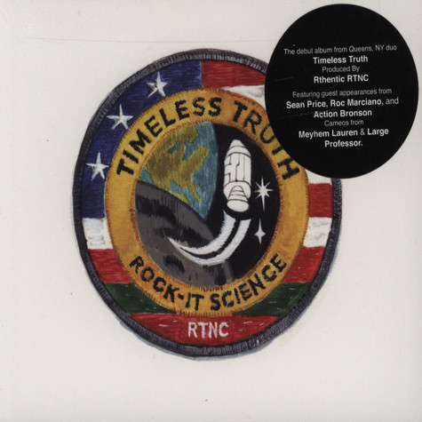 Timeless Truth - Rock-It Science