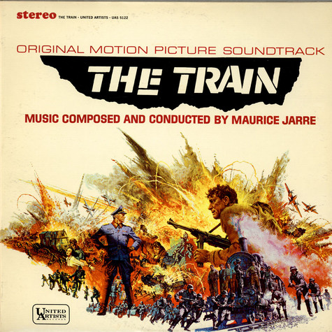 Maurice Jarre - OST The Train