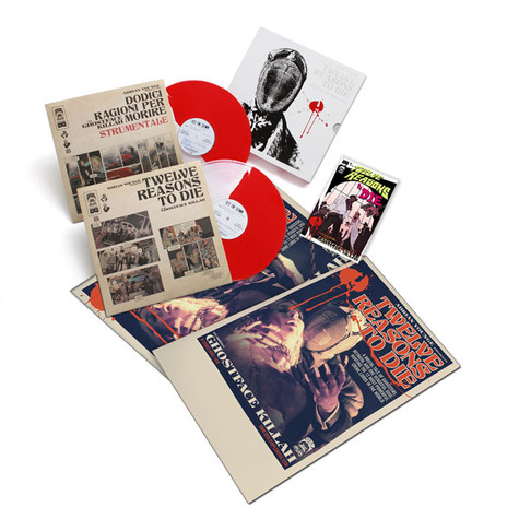 Ghostface Killah & Adrian Younge - Twelve Reasons To Die Box Set