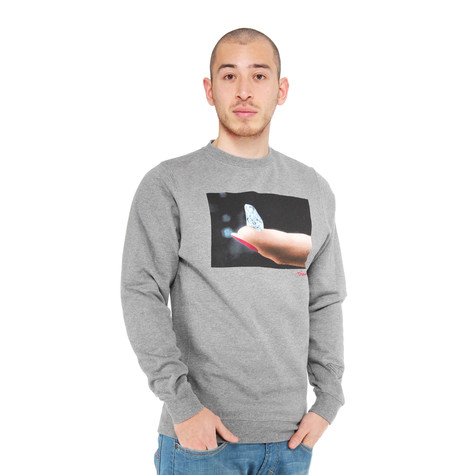 Diamond Supply Co. - Imprint Crew Sweater