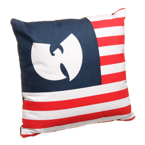 Wu-Tang Brand Limited - Wu America Pillow