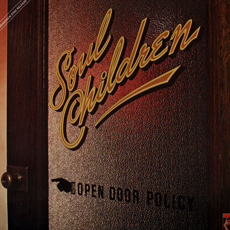 Soul Children - Open Door Policy