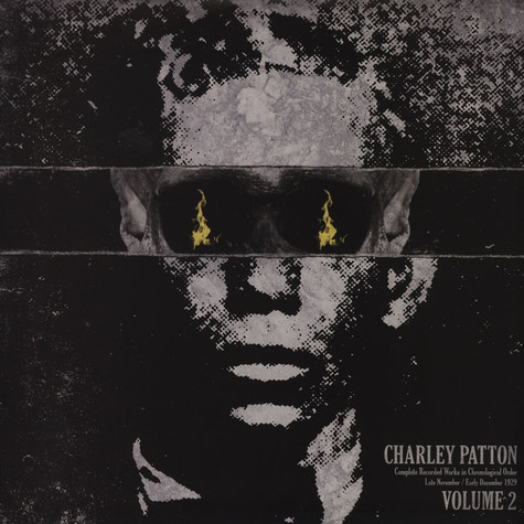 Charley Patton - Complete Recorded Works in Chronological Order Volume 2