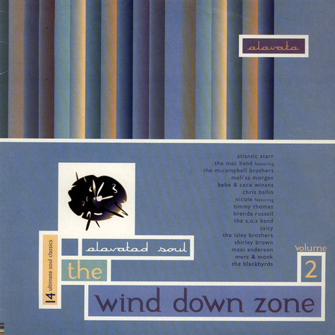 V.A. - The Wind Down Zone Volume 2