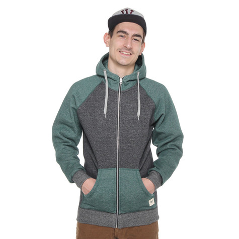Wemoto - Paul Zip-Up Hoodie