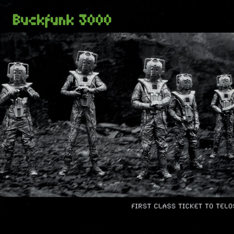 Buckfunk 3000 - First Class Ticket To Telos