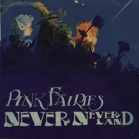 Pink Fairies, The - Never Neverland