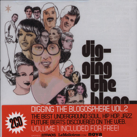 Digging The Blogosphere - Volume 1 & 2