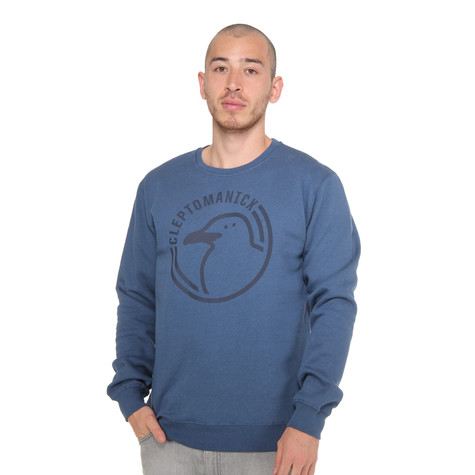 Cleptomanicx - Icon Gull Crewneck Sweater