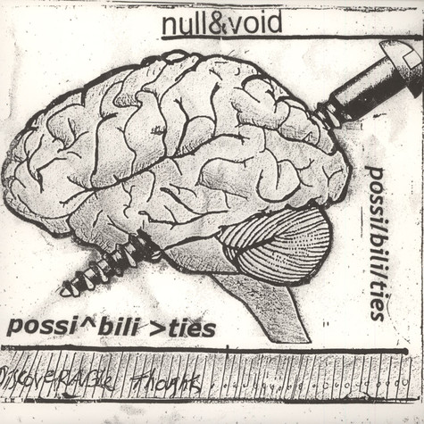 Null & Void - Possibilities (Discoverable Thoughts)