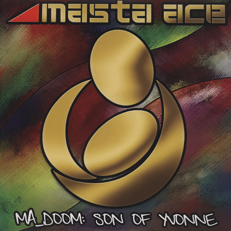MA DOOM (Masta Ace & MF Doom) - Son Of Yvonne Yellow Vinyl Edition