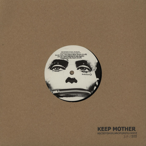 Liars / Gerry Mitchell - Keep Mother Volume 4
