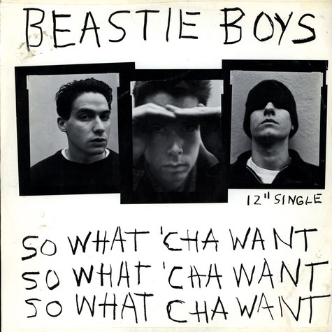 Beastie Boys - So What 'Cha Want