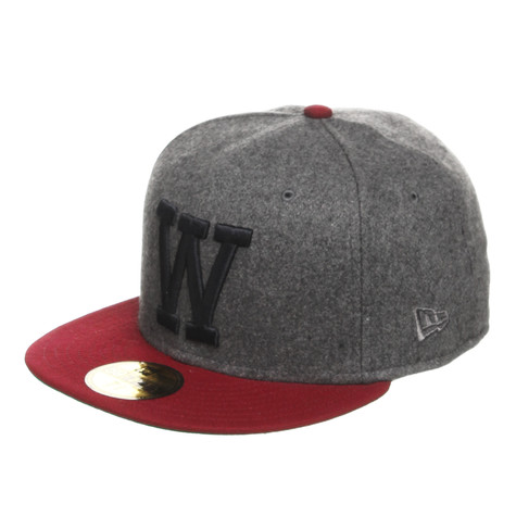 WeSC - 59Fifty W New Era Cap