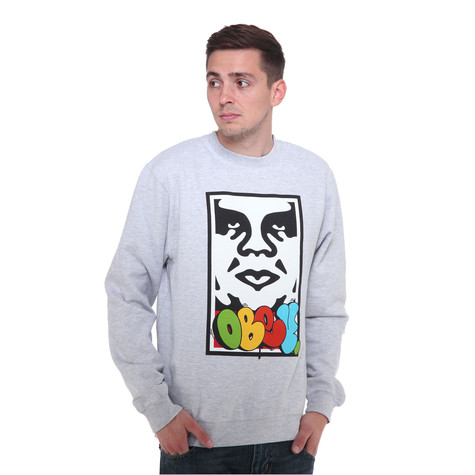 Obey x Cope2 - Takeover Crewneck Sweater