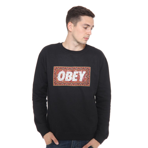 Obey - Magic Carpet Crewneck Sweater