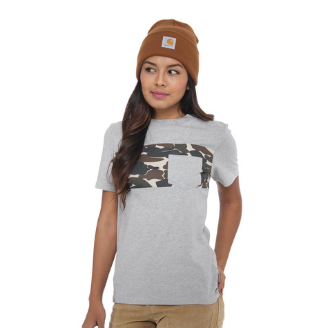 Carhartt WIP - Camo Isle Pocket Women T-Shirt