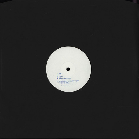 Dimi Angelis & Jeroen Search - A&S005