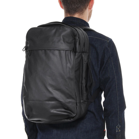 Incase - Leather & Canvas Capsule Backpack