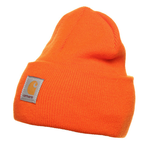 e3aad76c910 Carhartt WIP - Acrylic Watch Hat (Us Athletic Orange)
