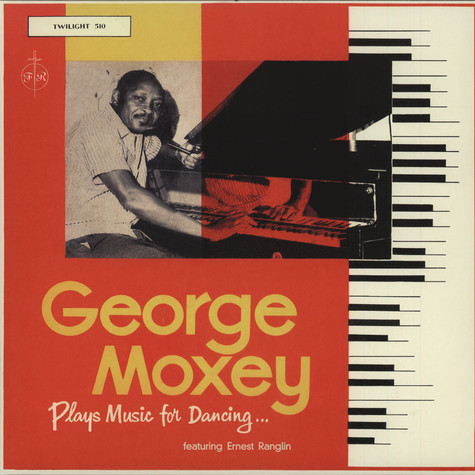 George Moxey - Plays Music For Dancing … Featuring Ernest Ranglin