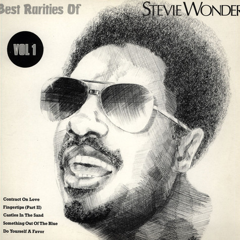 Stevie Wonder - Best Rarities Of Stevie Wonder  Volume 1