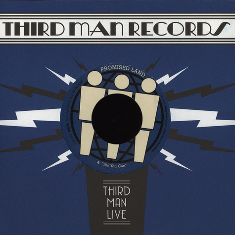 Promised Land - Yes You Can