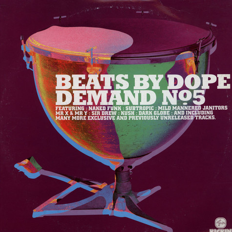 V.A. - Beats By Dope Demand 5
