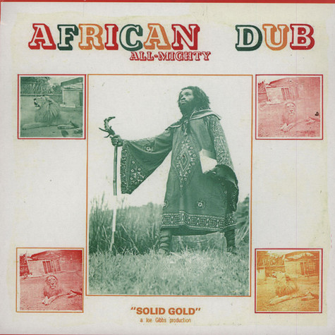 Joe Gibbs & The Professionals - African Dub All Mighty Chapter 1