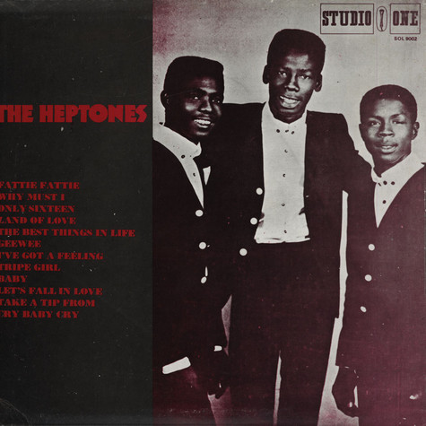 Heptones, The - Heptones (Fattie Fattie)