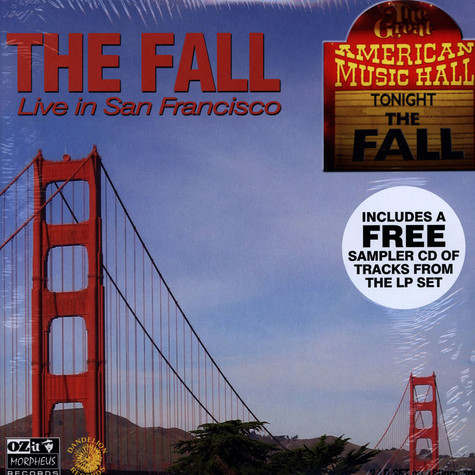 Fall - Live In San Francisco