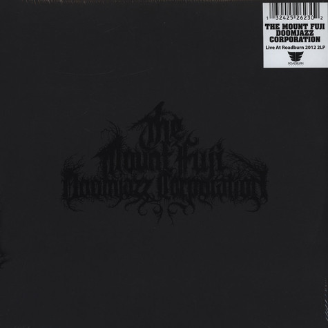 Mount Fuji Doomjazz Corporation - Live At Roadburn 2012