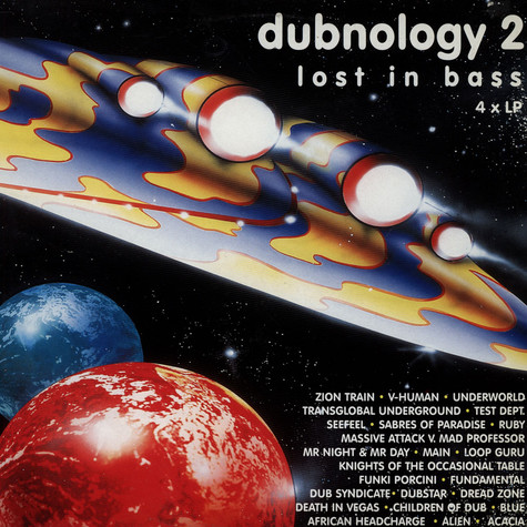 V.A. - Dubnology 2: Lost In Bass