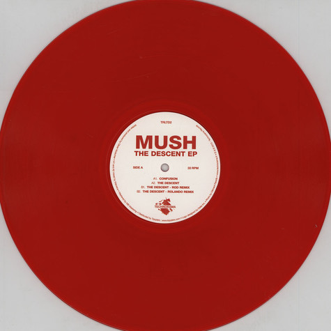 Mush - The Descent EP