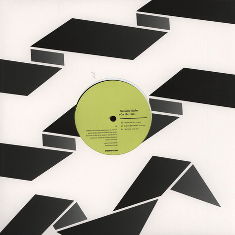 Session Victim - On The Roll (180gr. Repress)