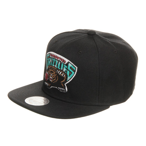 Mitchell & Ness - Vancouver Grizzlies NBA Wool Solid Snapback Cap