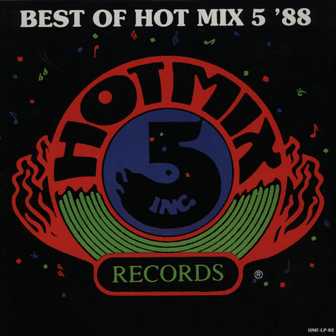 V.A. - Best Of Hot Mix 5 '88