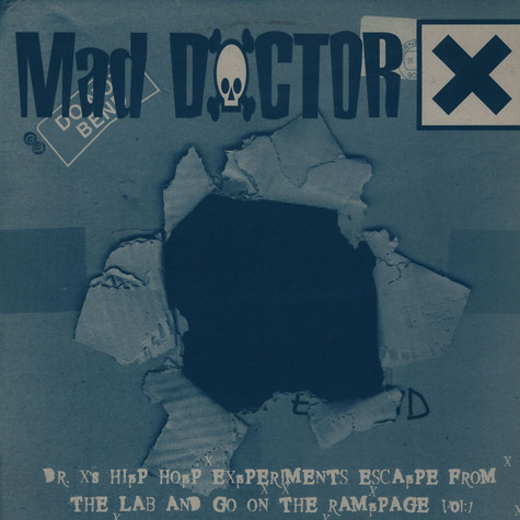 Mad Doctor X - Dr. X's Hip Hop Experiments Escape