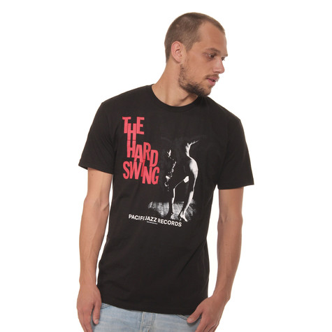 Pacific Jazz Records - Hard Swing T-Shirt