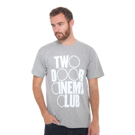 Two Door Cinema Club - Logo T-Shirt