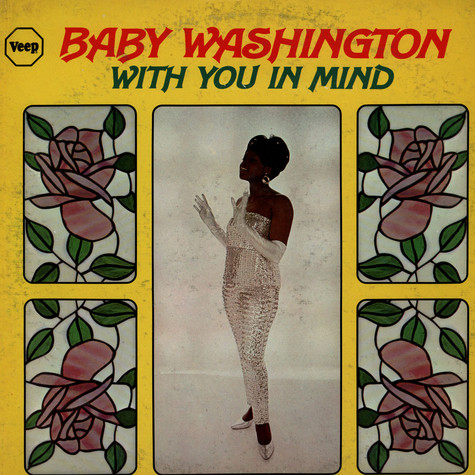 Baby Washington - With You In Mind