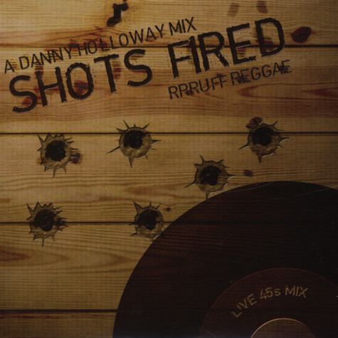 Danny Holloway - Shots Fired