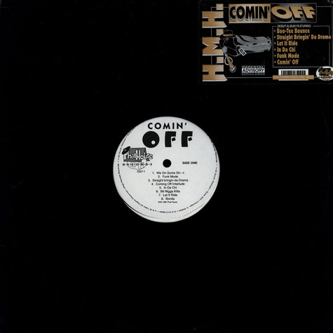 H.M.H. - Comin' Off