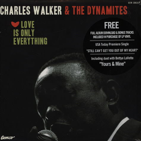 Dynamites, The & Charles Walker - Love Is Only Everything