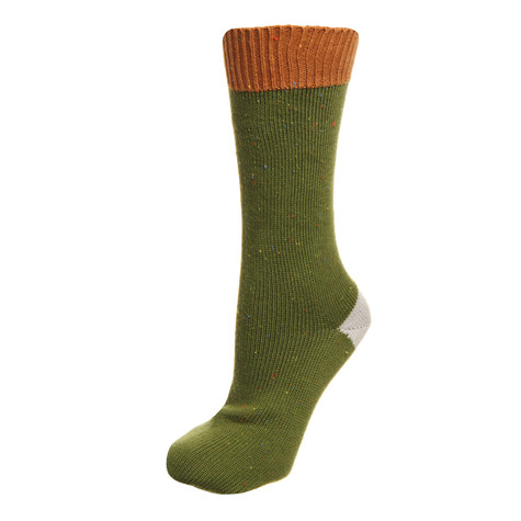 Fred Perry - Cotton Fleck Socks