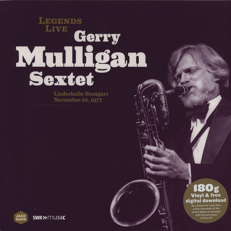 Gerry Mulligan - Gerry Mulligan Sextet