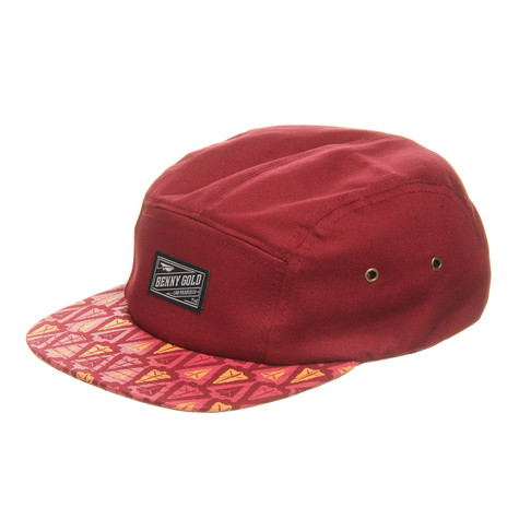 Benny Gold - Ikat Arrowhead 5 Panel Cap