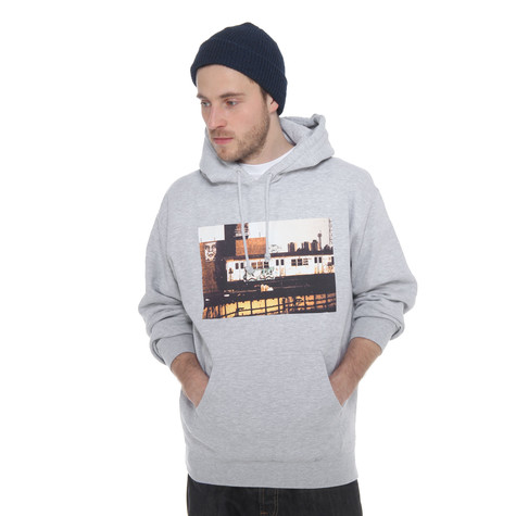 Obey x Cope2 - Subway Photo Hoodie